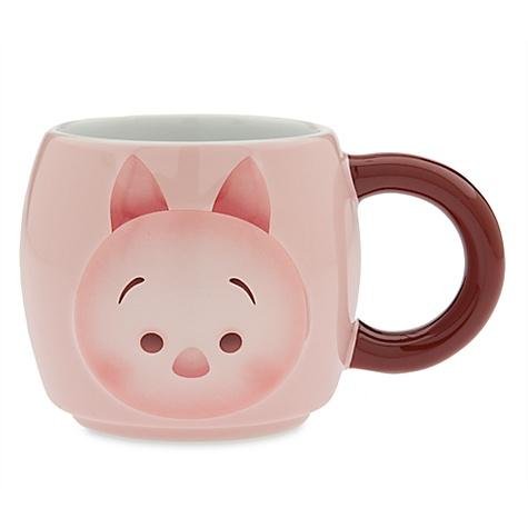Mug Tsum Tsum Porcinet, Winnie l'Ourson