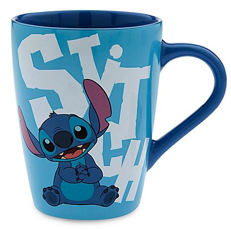 Mug Lettres Stitch