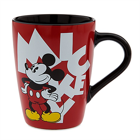 Mug Lettres Mickey Mouse