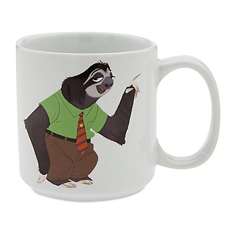 Mug Flash, Zootopie