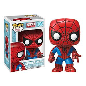 Spider-Man Pop ! Figurine Funko en vinyle