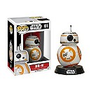 BB-8 Pop ! Star Wars : Le Réveil de la Force Figurine Funko en vinyle