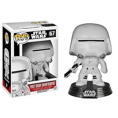 Snowtrooper Pop ! Star Wars : Le Réveil de la Force Figurine Funko en vinyle