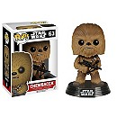 Chewbacca Pop ! Star Wars : Le Retour de la Force Figurine Funko en vinyle