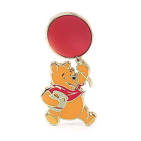 Pin's Ballon de Winnie l'Ourson en édition limitée