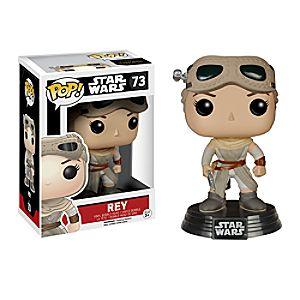 Rey Pop! Figurine Funko en vinyle Star Wars: le Réveil de la Force