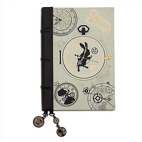 Journal Alice de l'Autre Côté du Miroir