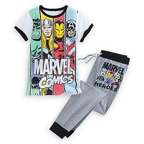 Pyjama Avengers pour femmes-S