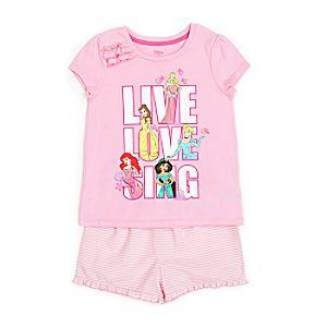 Pyjama Princesses Disney Premium pour enfants