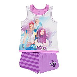 Pyjama Disney Descendants Premium pour enfants