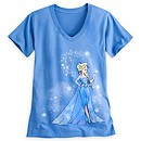 T-shirt Elsa de La Reine des Neiges