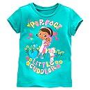 T-shirt Docteur la Peluche pour enfants