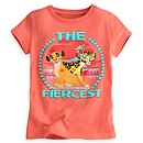 T-shirt La Garde du Roi Lion pour enfants