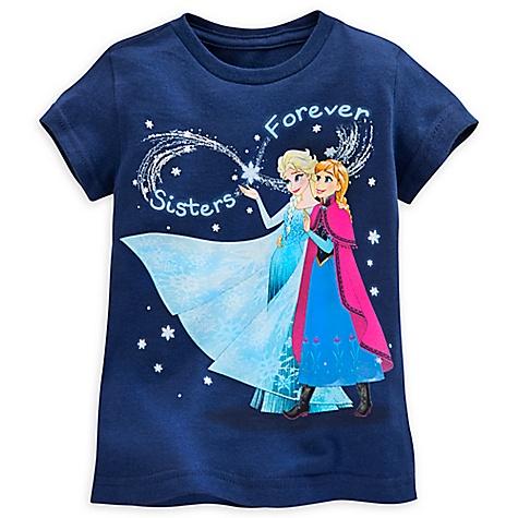 T-shirt La Reine des Neiges Infinity pour enfants-5-6 ans