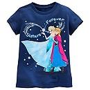 T-shirt La Reine des Neiges Infinity pour enfants