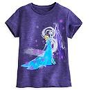 T-shirt Elsa de La Reine des Neiges pour enfants
