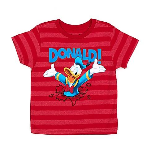T-shirt Donald pour enfants-5-6 ans