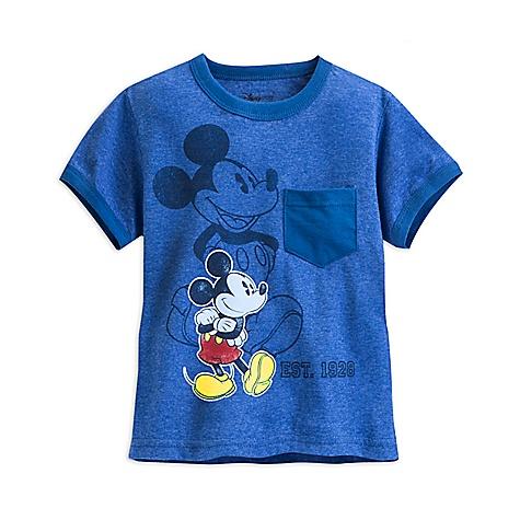 T-shirt Mickey Mouse pour enfants-7-8 ans