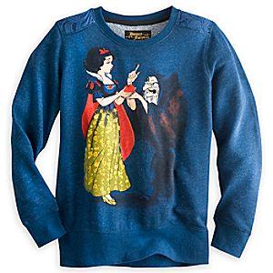 Sweatshirt Blanche Neige pour femmes, de la collection Disney Fairytale Designer