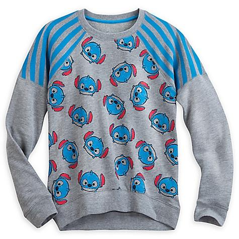Sweatshirt Tsum Tsum Stitch pour femmes-L