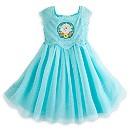 Robe de luxe La Reine des Neiges : une Fête Givrée pour enfants