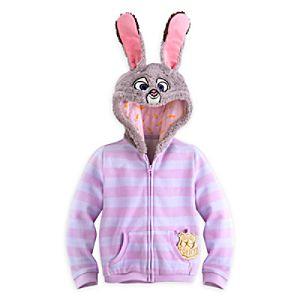 Sweatshirt à capuche Zootopie pour enfants
