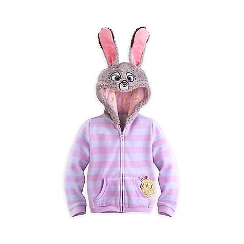 Sweatshirt à capuche Zootopie pour enfants-3 ans
