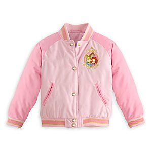 Blouson pour enfants style universitaire Princesses Disney