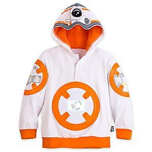 Sweatshirt à capuche BB-8 de Star Wars: le Réveil de la Force pour enfants