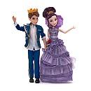 Poupées du couronnement Mal et Ben de Disney Descendants
