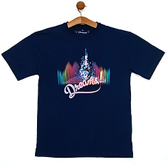 T-shirt pour adulte Disneyland Paris Dreams