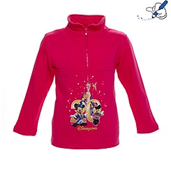 Sweat shirt pour fille Collection Célébration de Disneyland Paris