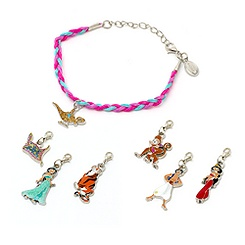 Collection Bracelet Charm Princesse Jasmine